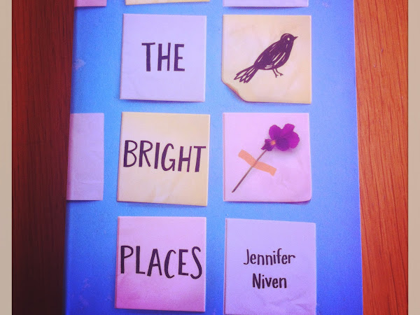 ALL THE BRIGHT PLACES- book review