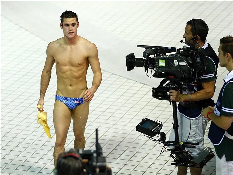 Gear Bulges Olympic Diver Series David Boudia