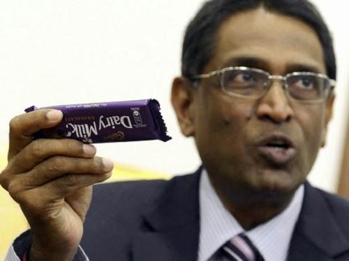 Datuk Seri Dr S. Subramaniam cadbury