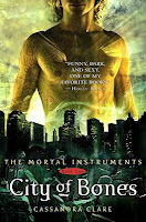 bookcover of CITY OF BONES by Cassandra Clare