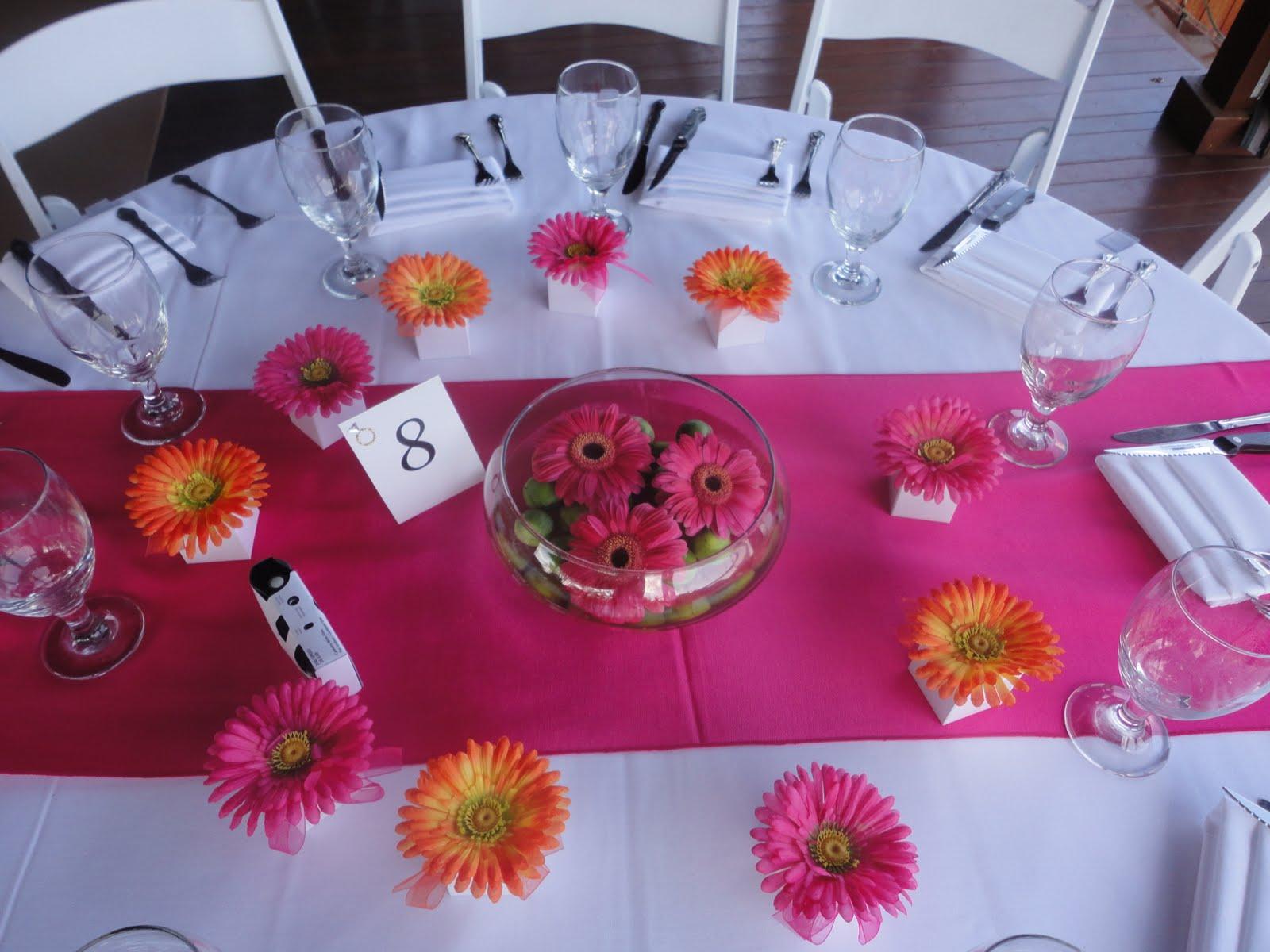 Vibrant Orange and Pink Wedding - Flora Fetish BlogFlora Fetish Blog