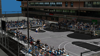 NBA Street Mod for NBA 2K13 PC And1