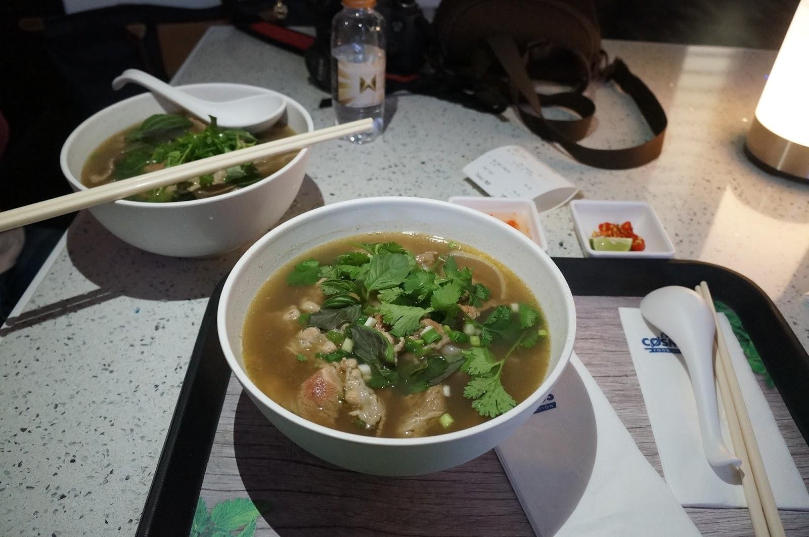 澳門新濠影滙 Studio City - Food Court 飲食篇 (三) @RunHotel