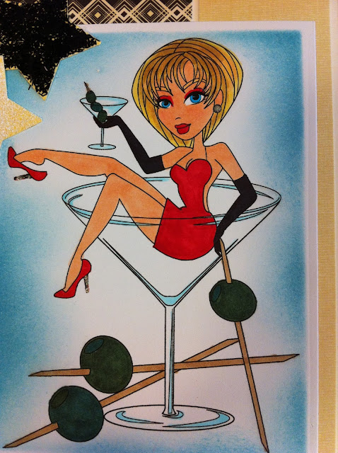 martini-pinup-sassy-girl-card