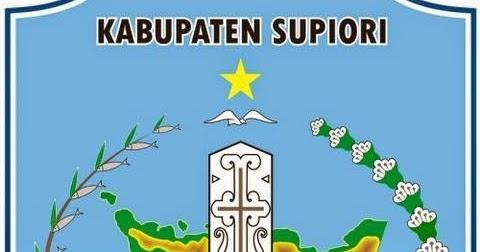 Logo Kabupaten Kota Logo Kabupaten Supiori Papua