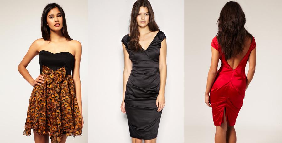 Если вы хотите купить платье на Новый год 2013, то первым делом вы должны выбрать свой стиль