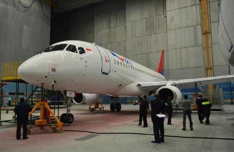 Sky Aviation Sukhoi Superjet 100