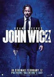 John Wick  2 DVD  2017