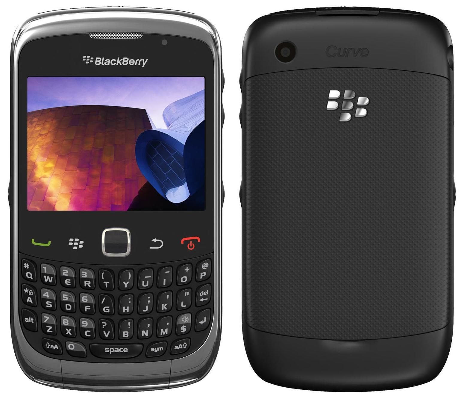 Harga Ponsel Blackberry Terbaru 2013