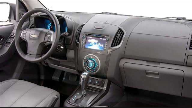 2018 Chevy Blazer K-5 Specifications