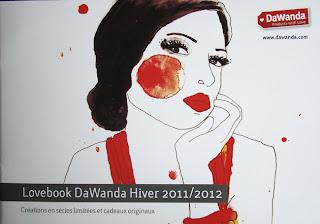 Dawanda Lovebook - Winter/Hiver 2011/2012