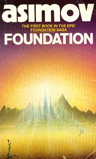 айзък азимов фондация