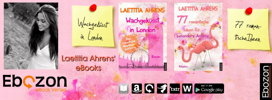 Laetitia Ahrens | Autorin & Kolumnistin