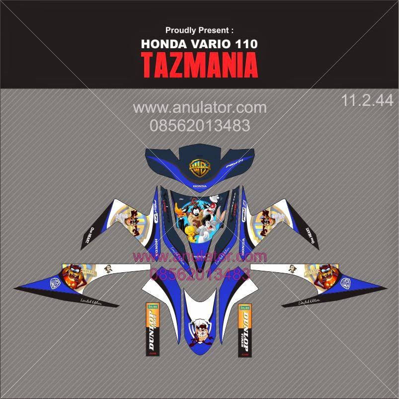 Honda vario 110 tazmania v 2