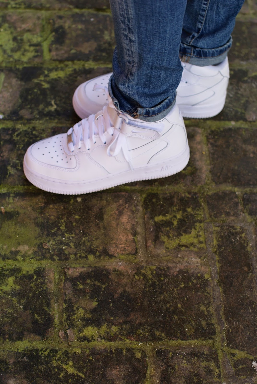 Nike trainers, Nike Air Force 1 white for women, Nike sneakers, Fashion and Cookies