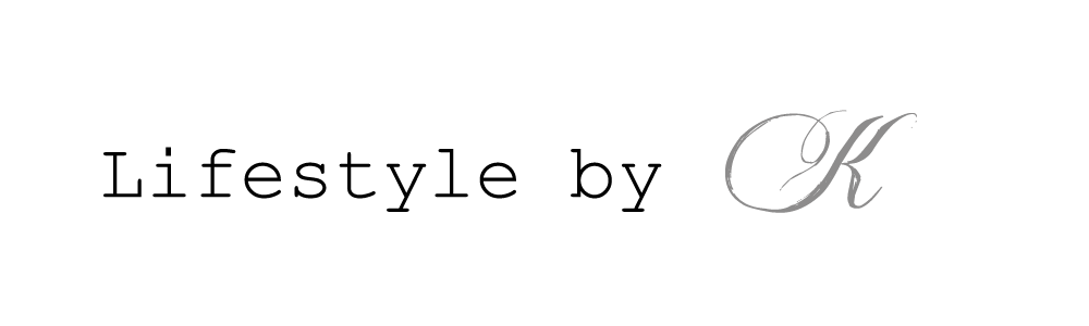 Lifestyle by K: móda, kosmetika a fit style