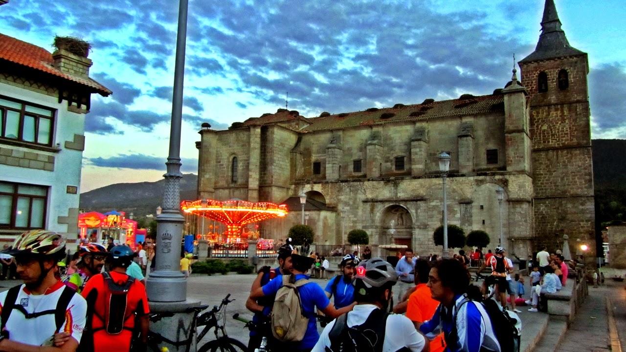 Noches del Municipio de El Espinar - Alfonsoyamigos