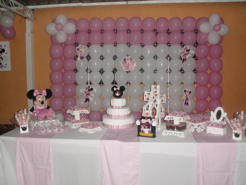decoracao festa minnie rosa : decoracao festa minnie rosa: assessoria de festas personalizadas !!!!: Festa Minnie Rosa