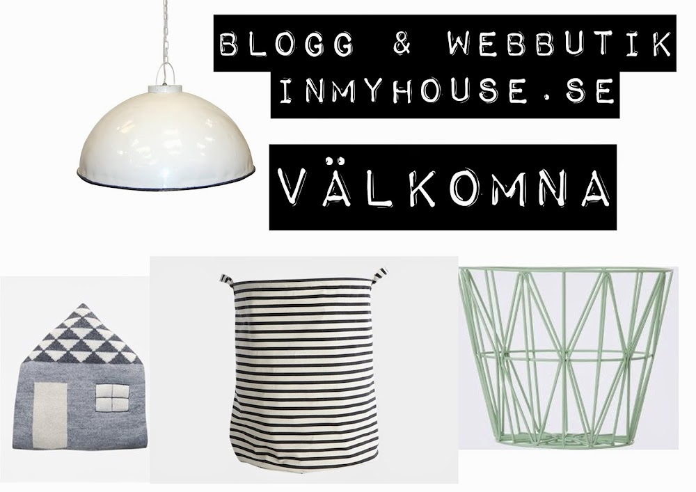 In My House                  Blogg & Butik