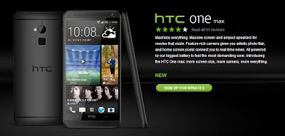 HTC, HTC One Max, One Max