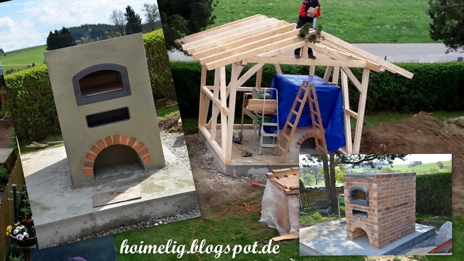 Holzbackofen Garten war beste design für ihr wohnideen