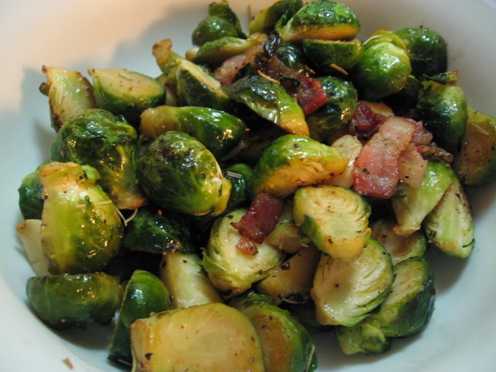 Deceptively Healthy: Back to Basics 20 - Roasted Brussels Sprouts