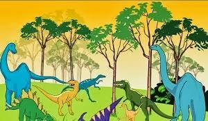 Aprende más sobre los Dinosaurios
