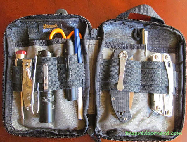 Leatherman Wingman Multi-Tool - Shown In Maxepedition EDC Organizer