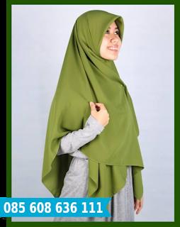 jilbab segi empat modern 2014