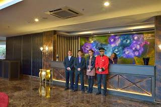 Hotel Amaroossa Cosmo Jakarta, Hotel Bintang 4 Kemang