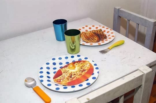 Cardboard food, and 21 other ideas to keep Toddlers busy during Pregnancy! #free #99cent #clevernest #maternity #roundup #bedrest #sickday #preschool #kitchen