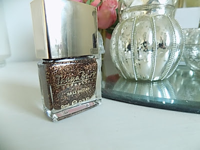 Tanya Burr Cookie Cutter Glitter Nail Polish