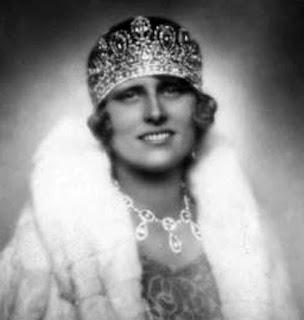 Archiduchesse Hubert-Salvator d'Autriche, née Rosemary zu Salm und Salm-Salm (1904-2001)