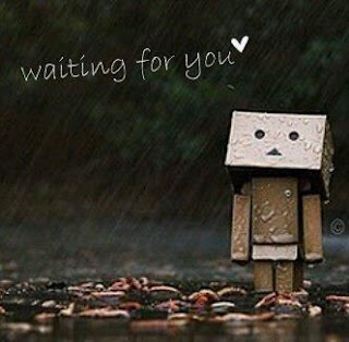 Gambar Foto Wallpapers Boneka Danbo Terbaru Terbaik Waiting for You