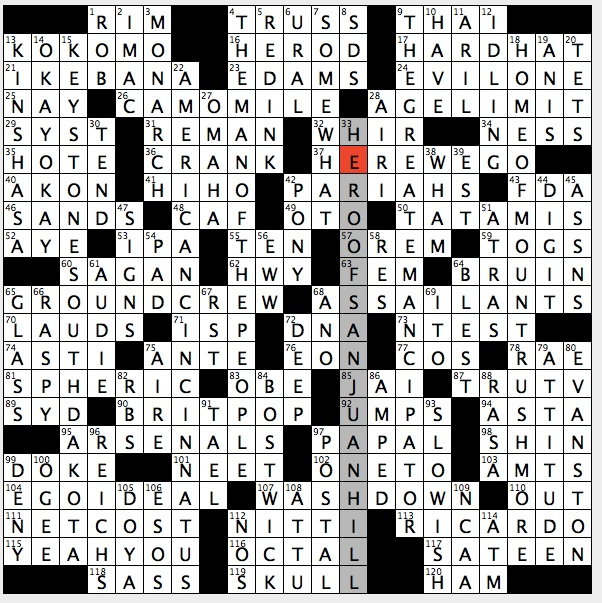 Rex Parker Does The Nyt Crossword Puzzle Bygone Chinese Money Sun
