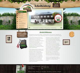 Bitskin Projekt: Bürger- & Berggasthaus Scheibenberg