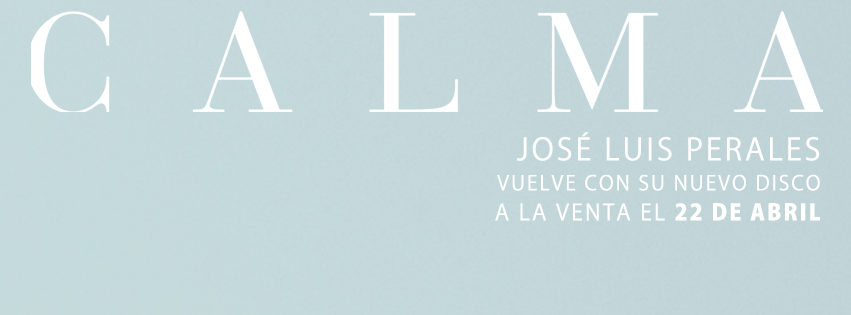 Jose Luis Perales vuelve con su nuevo Disco