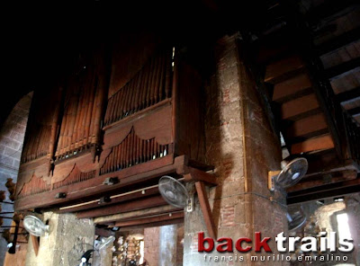 Back Trails Las Pi As Saint Joseph Church Home To The Bamboo Organ
