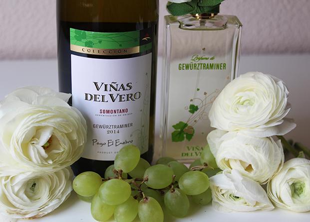 Perfume de Gewürztraminer de Viñas del Vero