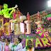 Desfile das escolas de samba