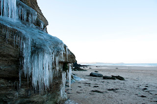Cornwall freezes