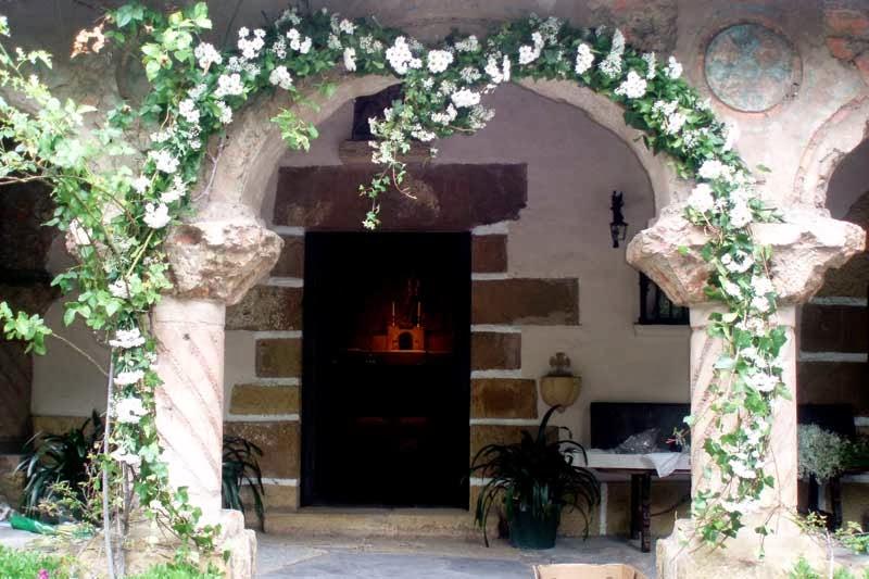 Arcos de Bodas con Flores, parte 2
