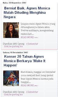 Agnes Monica slidegossip.com