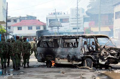 la proxima guerra disturbios en mombasa kenia asesinato lider musulman
