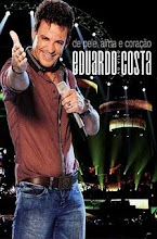 DVD Eduardo Costa - De Pele Alma e Coração Ao Vivo 2011