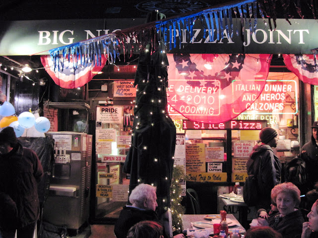 Maybe you'd rather Big Nick's Pizza Joint to get a taste of traditional New York City Pizza