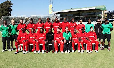 Zimbabwe squad