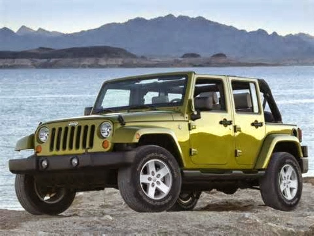 Jeep Wrangler Unlimited Car Wallpaper
