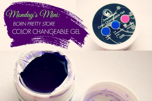 Born Pretty Store Color Changeable UV Gel