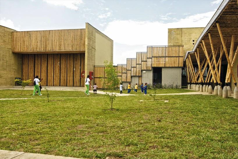 Centro Infantil, Arquitectura Sostenible